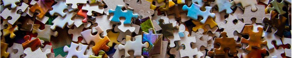 Puzzle de 500 à 1000 pièces