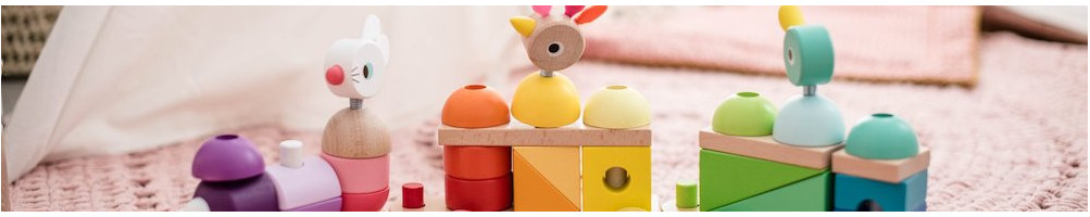 Jeux et jouets à empiler et encaster pour enfant et bébé