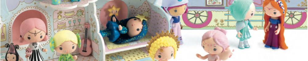 Les Tinyly - Figurines fantaisistes de Djeco