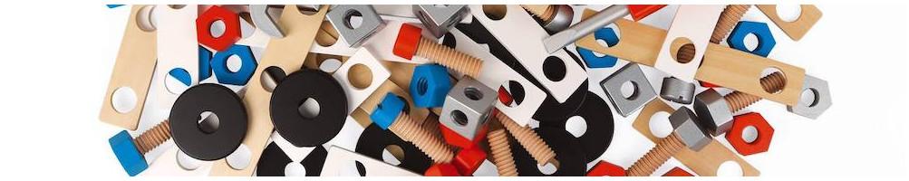 Jeux et jouets de bricolage pour les enfants