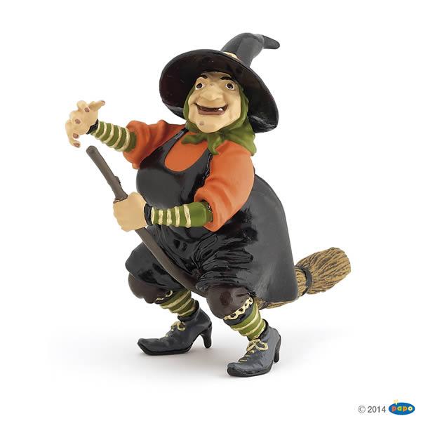 Figurine sorcière - Papo