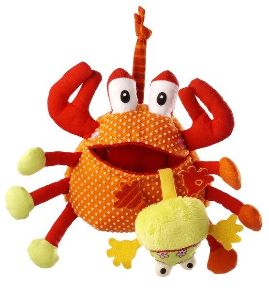 Oscar le crabe gourmand - Lilliputiens