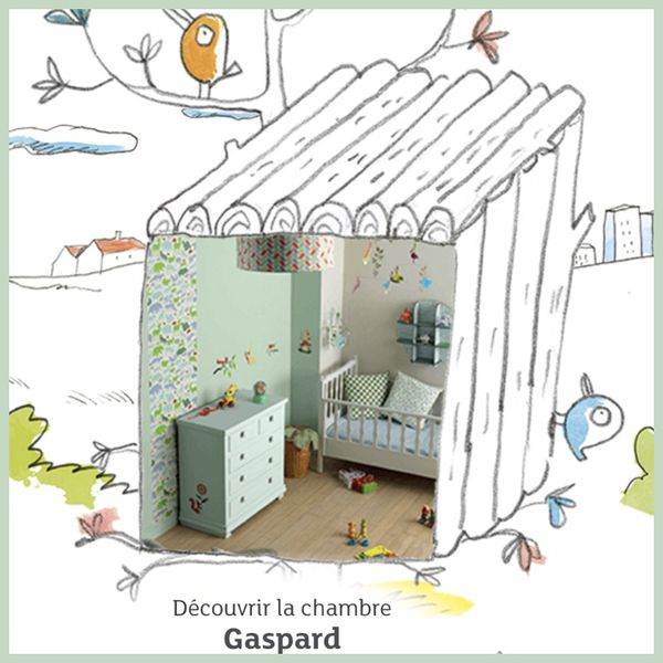 chambre gaspard little big room djeco