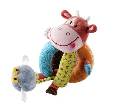 Hochet à poignées Vicky la vache