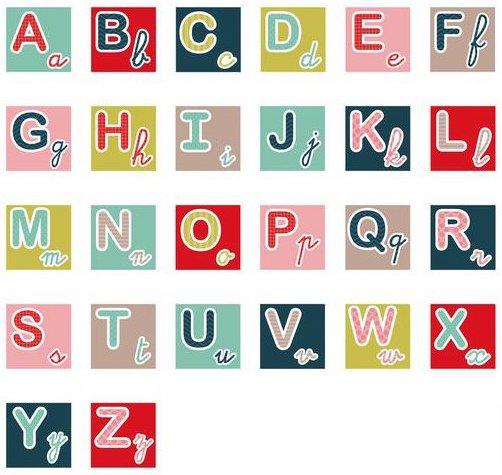 Jeux et jouets pour apprendre les lettres de l'alphabet