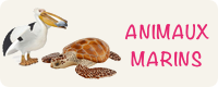 papo animaux marins