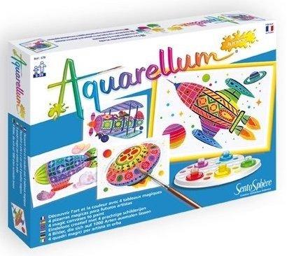 Aquarellum junior Dans les airs pour enfant