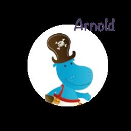 arnold hippopotame lilliputiens