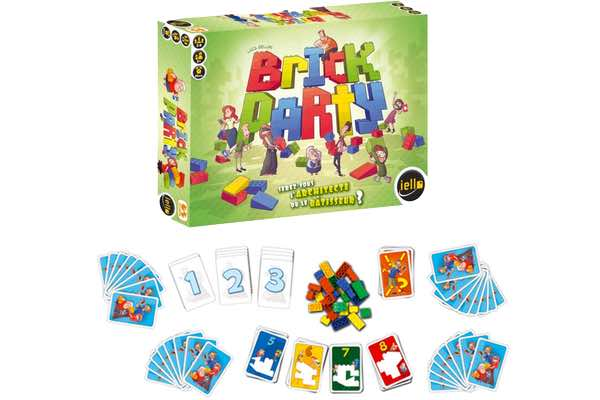 jeu brick party