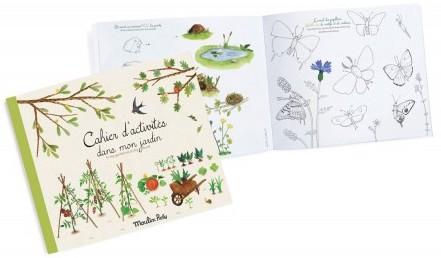 Cahier d'activités Jardin du Moulin