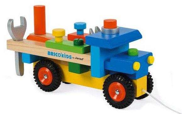 Camion en bois pour bricoler