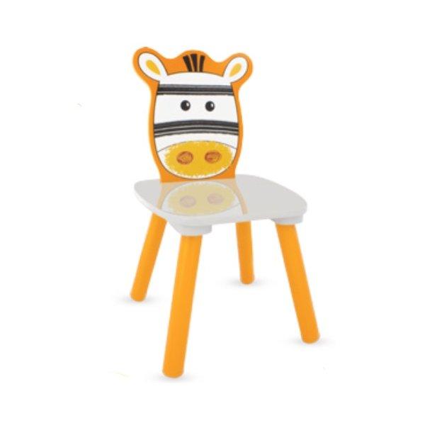chaise en bois zebre de la marque Ulysse