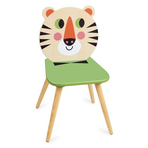 chaise tigre vilac