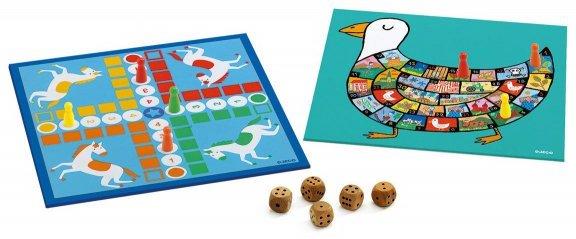 Jeux de société traditionnels pour les enfants