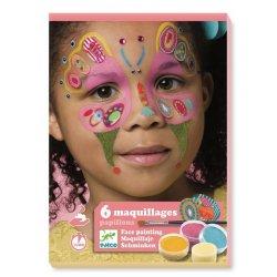 coffret maquillage papillon djeco