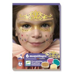 coffret maquillage princesse djeco