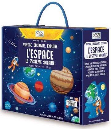 Coffret éducatif sur le thème de l'espace