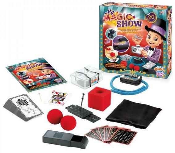 Coffret de magicien pour les enfants