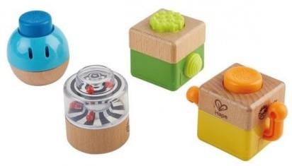 Cubes d'activités de la collection Baby Einstein de Hape
