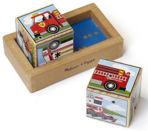Cubes sonores avec le bruit des véhicules