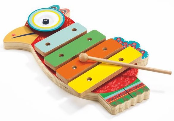 Cymbale et xylophone pour les enfants