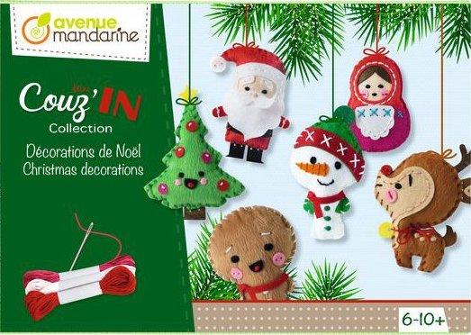 Faire des décorations de Noël originales