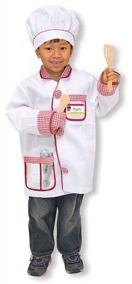 Déguisement cuisinier pour enfant