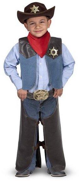 Déguisement cowboy - Mélissa & Doug
