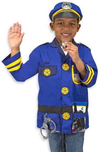 Déguisement de policier pour enfant