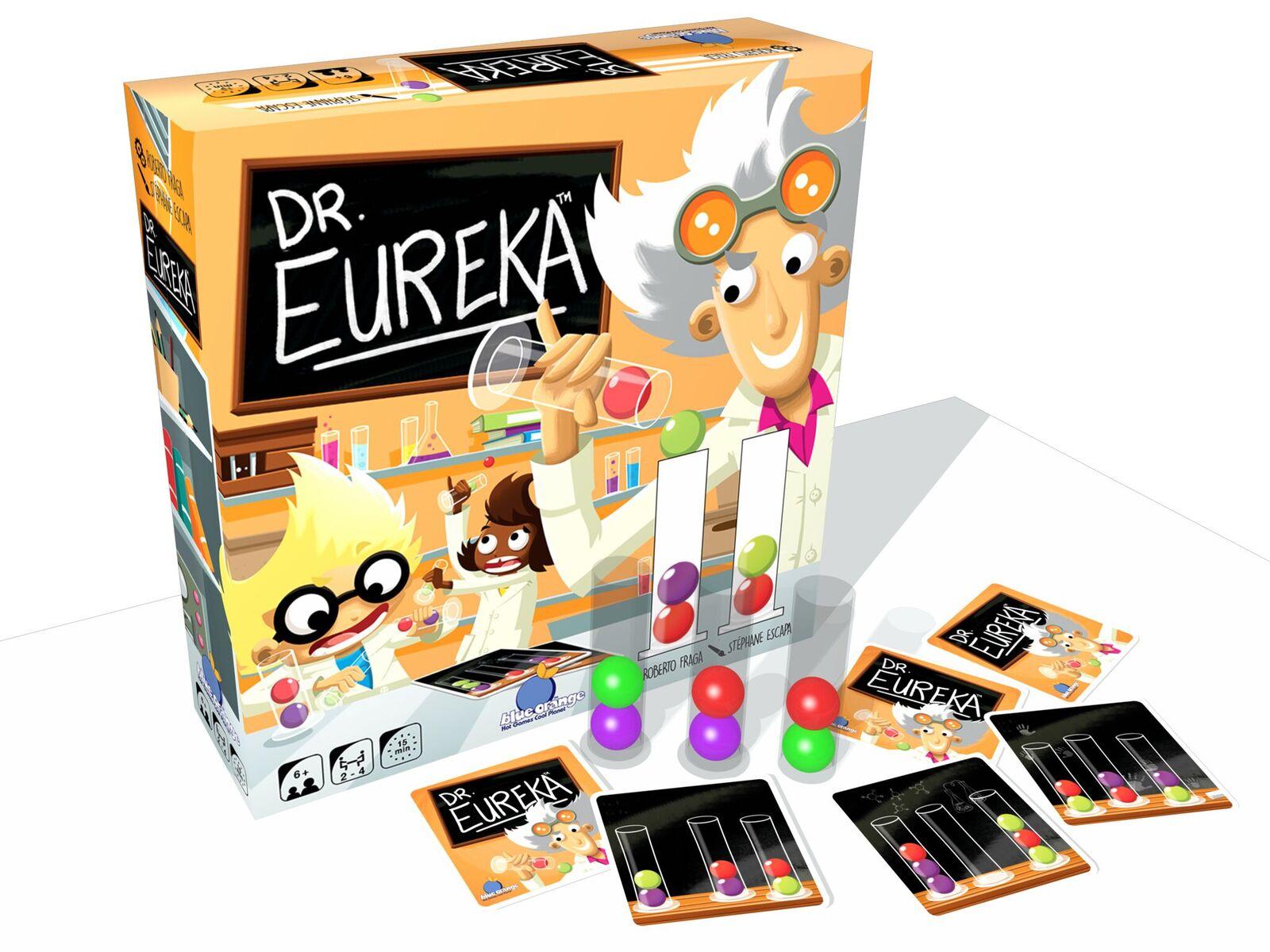 jeu de société dr eureka