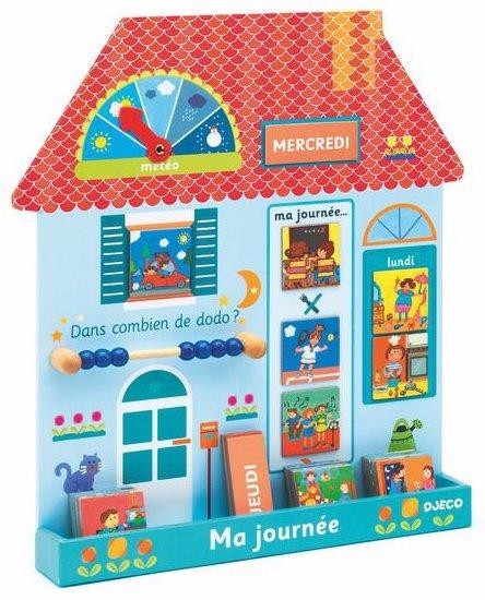 Calendrier semainier pour les enfants