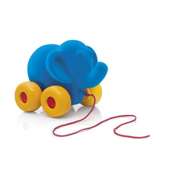éléphant à tirer jouet bébé enfant
