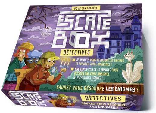 Escape Box Détectives