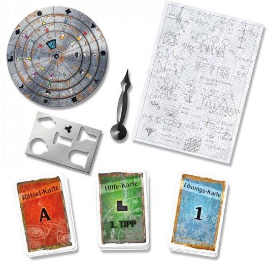 Escape Games sous forme de jeu de société