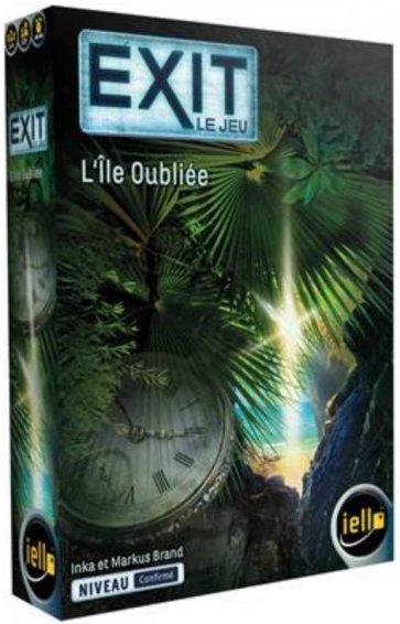 Jeu de société Escape game Exit de Iello