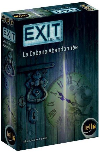 Exit jeu de société Escape Game pour adultes et ados