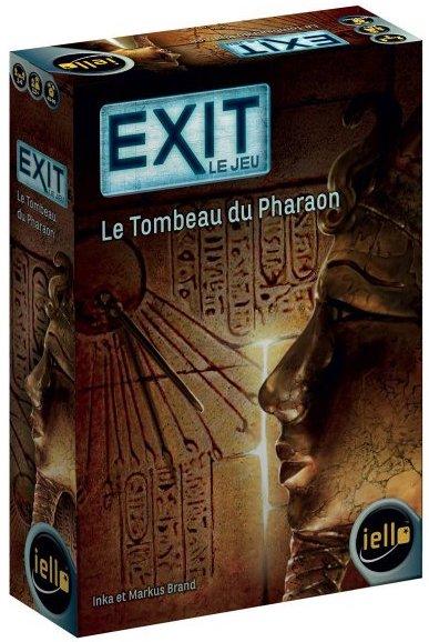 Exit jeu de société Escape Game pour ados et adultes