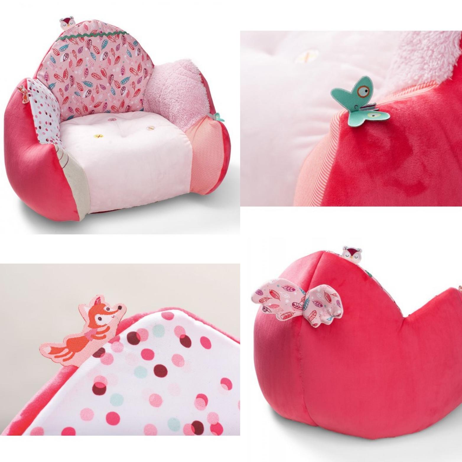 fauteuil enfant louise lilliputiens