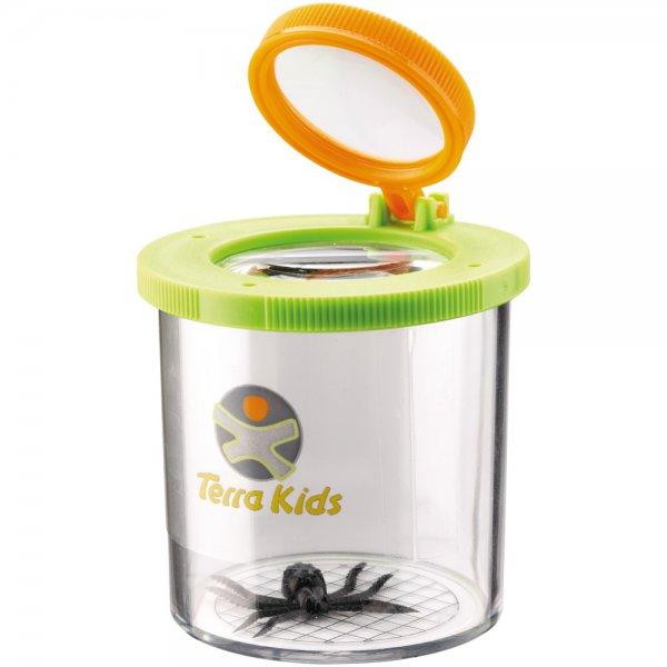gobelet loupe à insectes terra kids