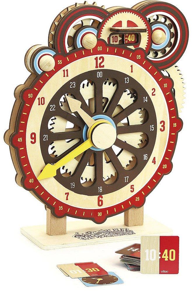 Horloge d'apprentissage Machinalirleur de Vilac