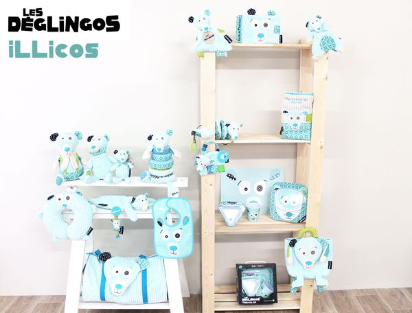 Collection Illicos l'ours polaire Les Déglingos