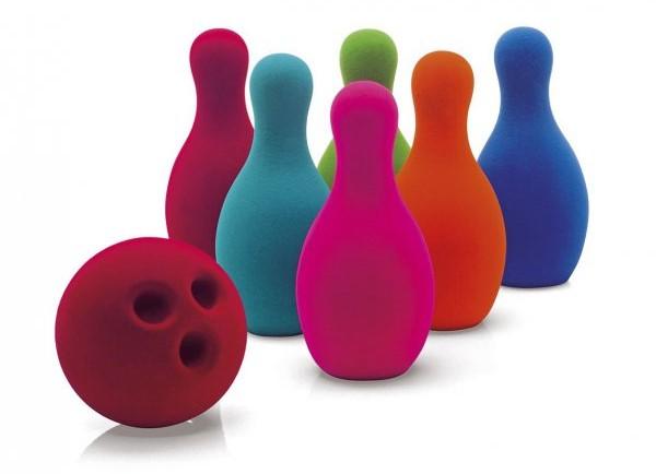 Jeu du bowling pour bébé