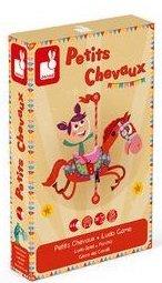 Jeu des petits chevaux pour les enfants