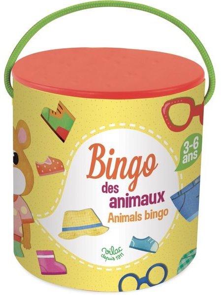 Jeu du loto et du bingo pour les enfants dès 3 ans
