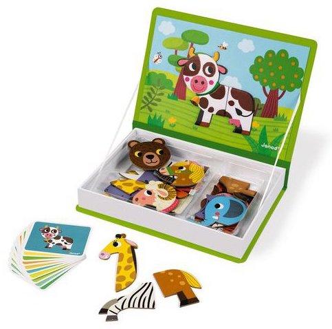 Puzzle aimanté pour les enfants