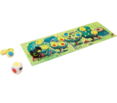 jeu mini verger de haba