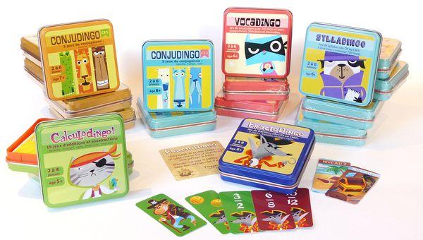 Jeux pour apprendre les maths et le français
