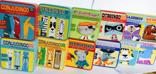 Jeux pédagogiques pour les enfants de maternelle et de primaire