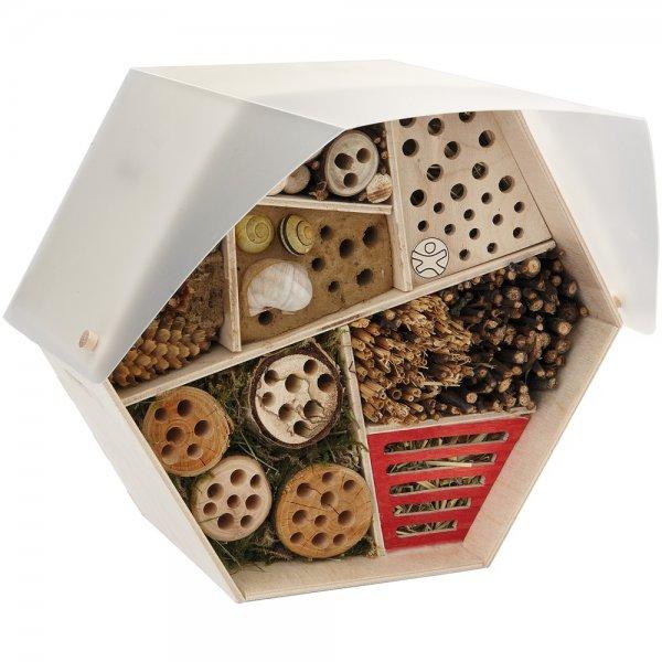 kit d'assemblage hotel à insectes terra kids