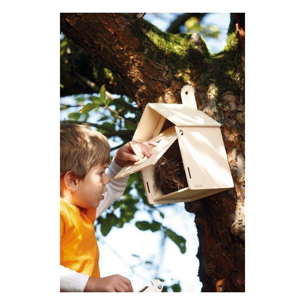 kit d'assemblage nichoir oiseaux terra kids